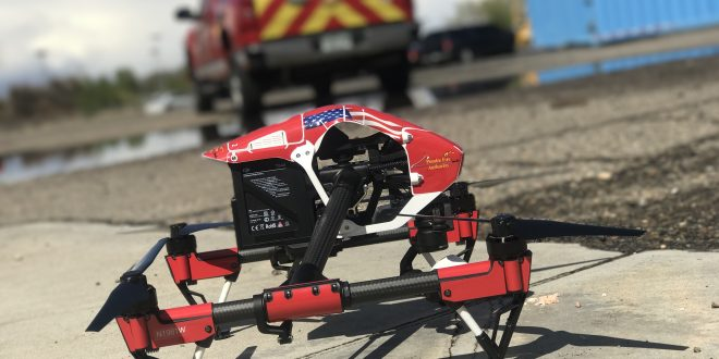 Colorado Public Safety Drone Team Leads the Way for Many