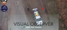 Free Webinar – UAS Visual Observer – Train the Trainer