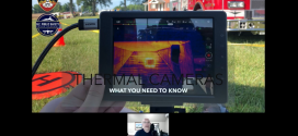 Public Safety UAS Thermal Camera Operations