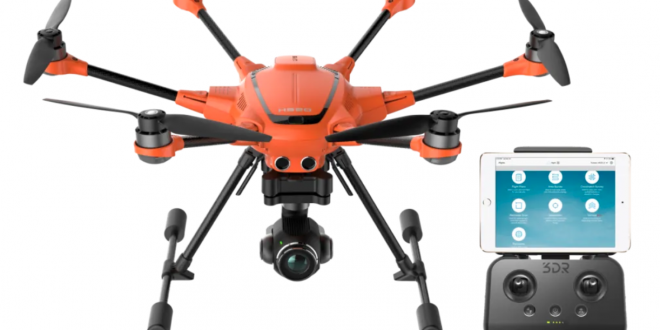 FAA Releases Airworthiness Criteria for 3DRobotics and Flirtey Models